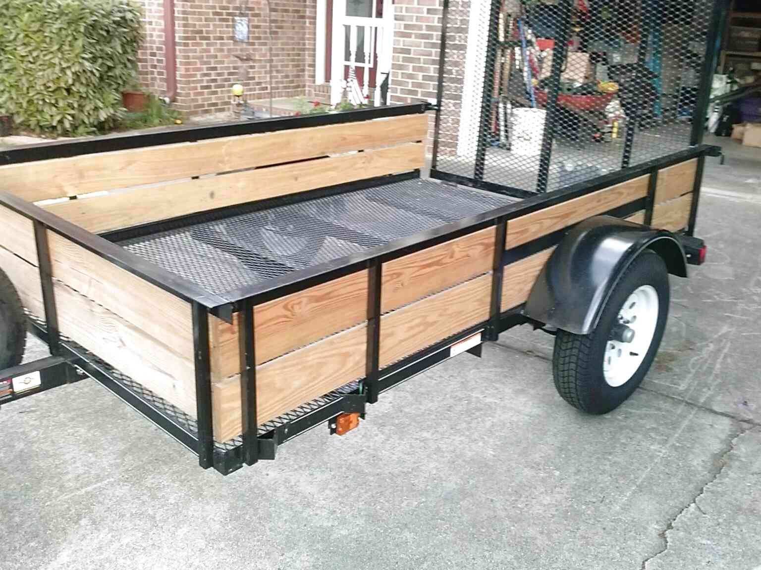5x8 Trailer For Sale Only 2 Left At 75