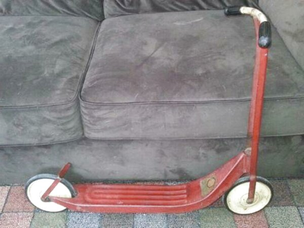 antique scooter for sale