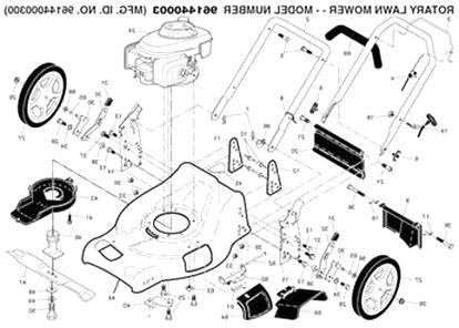 lawn mower parts for sale