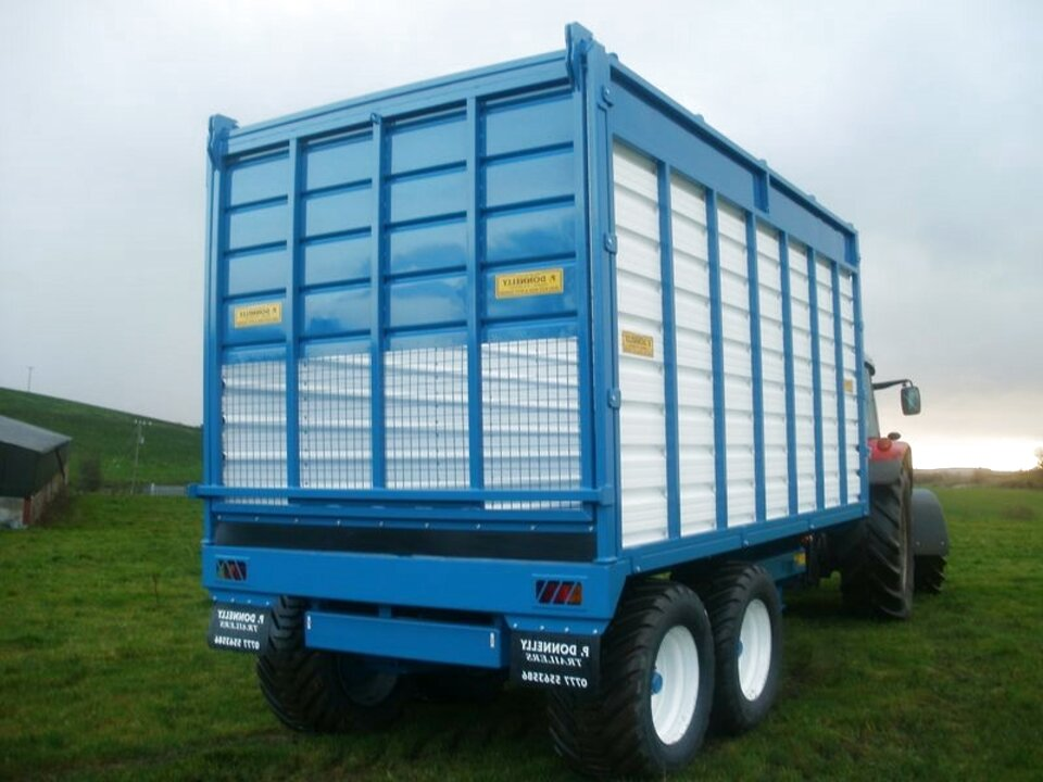 silage trailers for sale