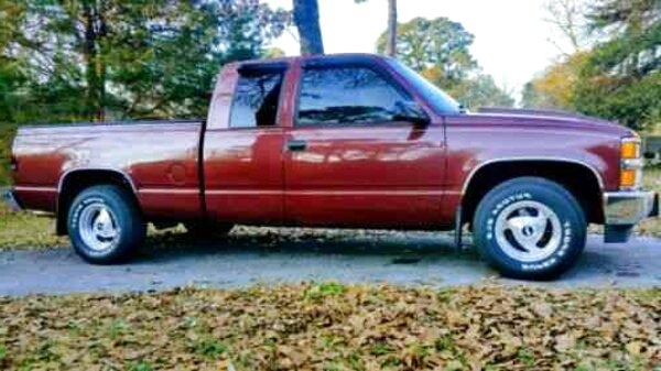 98 chevy truck for sale