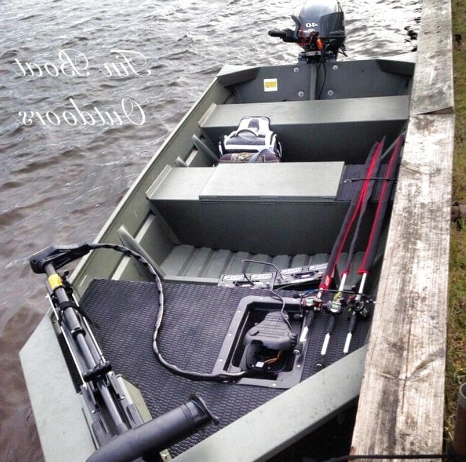 flat bottom fishing boats for sale