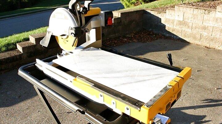 dewalt wet saw for sale