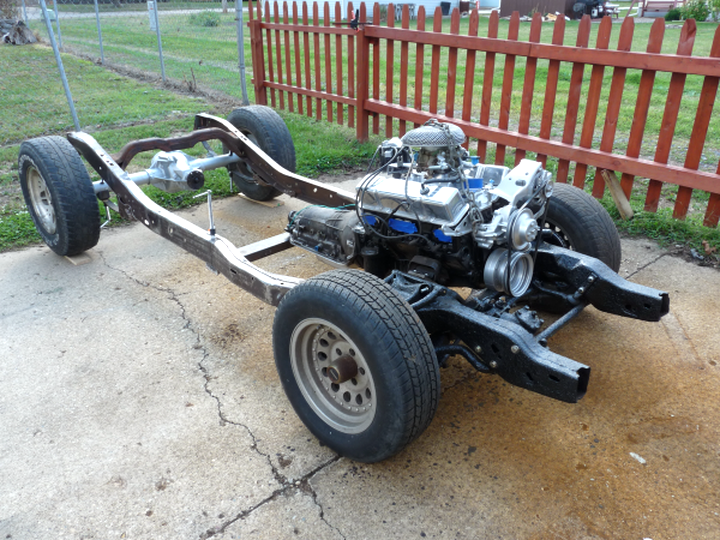 s10 chassis for sale