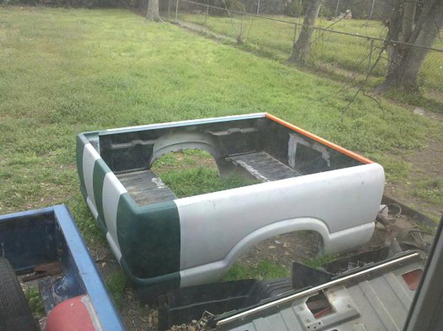 s10 bed for sale