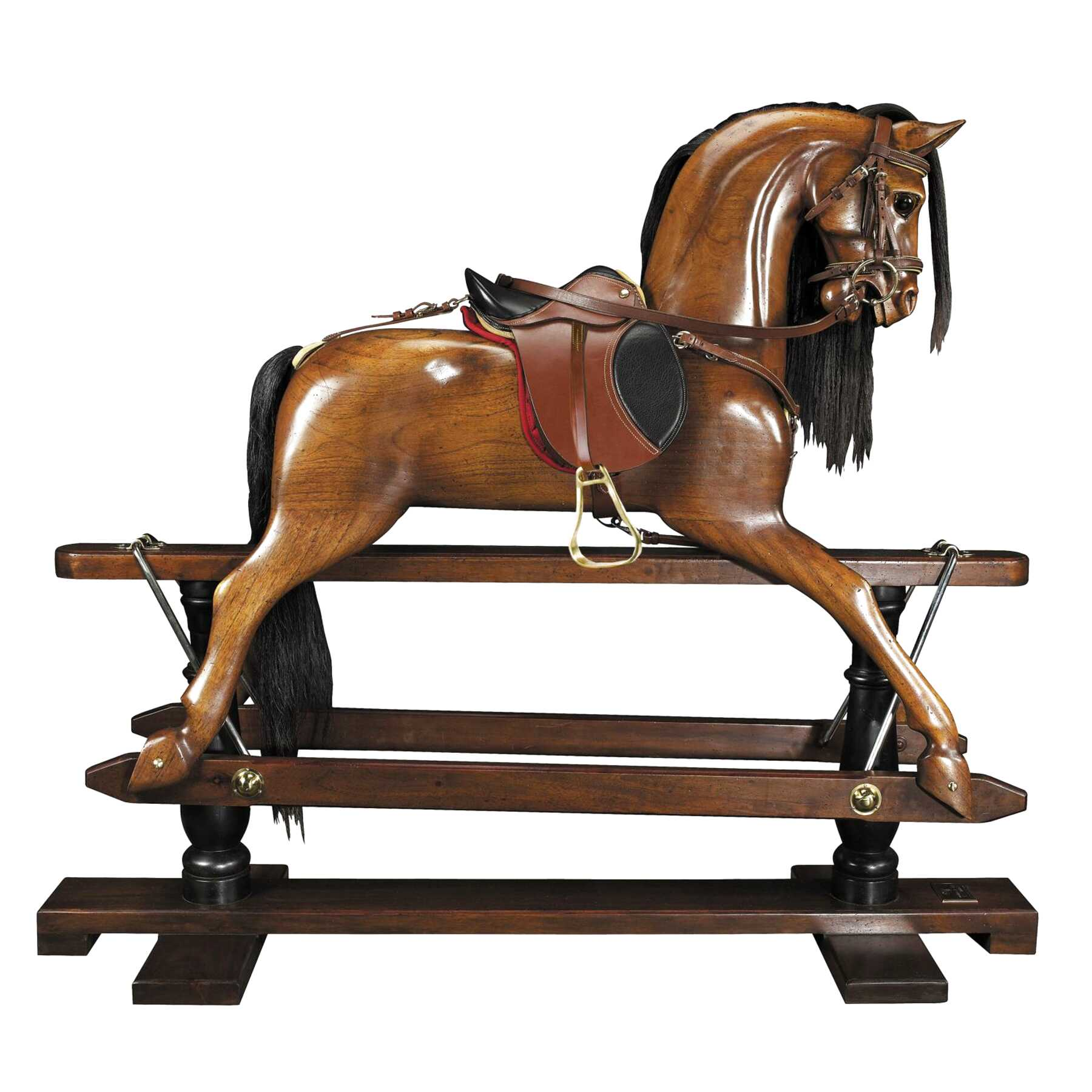 Victorian Rocking Horse for sale | Only 4 left at -70%