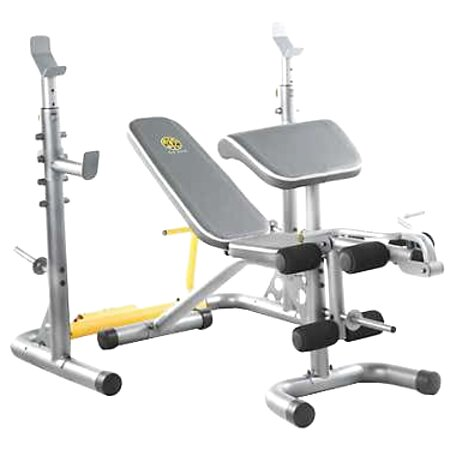golds gym weight bench for sale