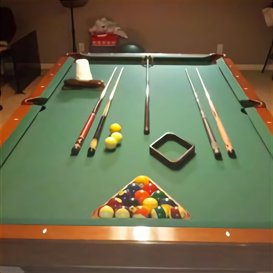 Brunswick Contender Pool Table for sale   Only 4 left at -65%