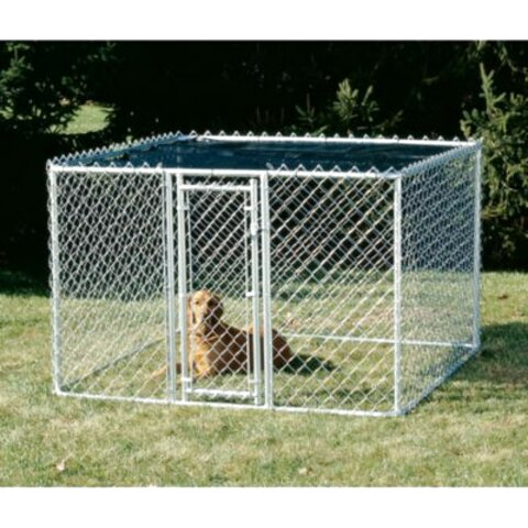 metal kennel for sale