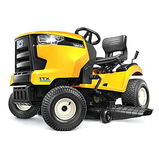 Cub Cadet For Sale