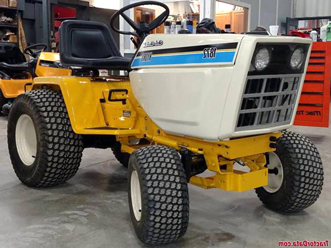 cub cadet 2072 for sale
