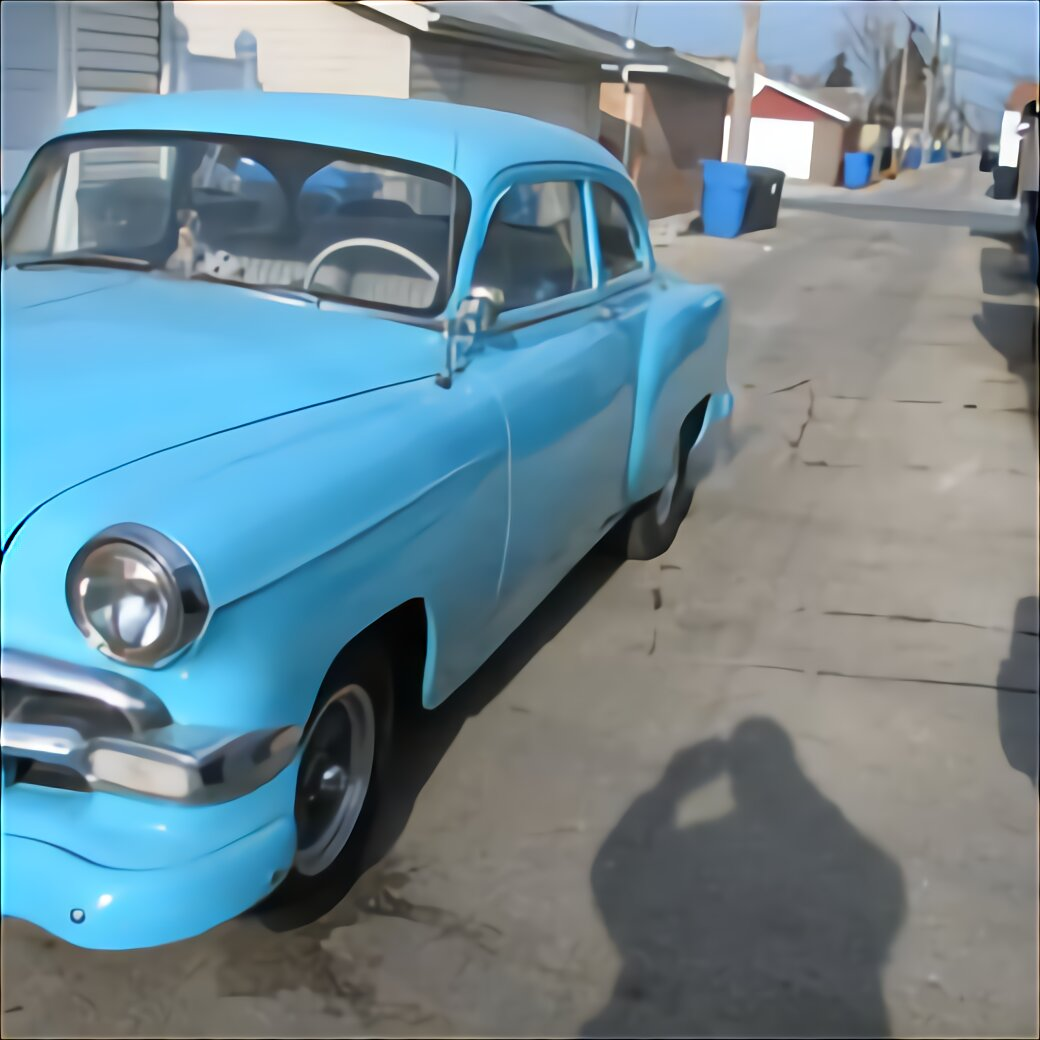 1954 Chevy for sale compared to CraigsList | Only 3 left ...