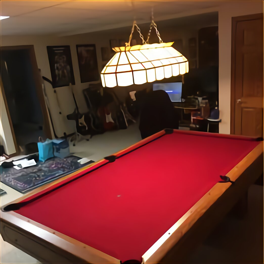 Gandy Pool Table for sale compared to CraigsList   Only 4 ...