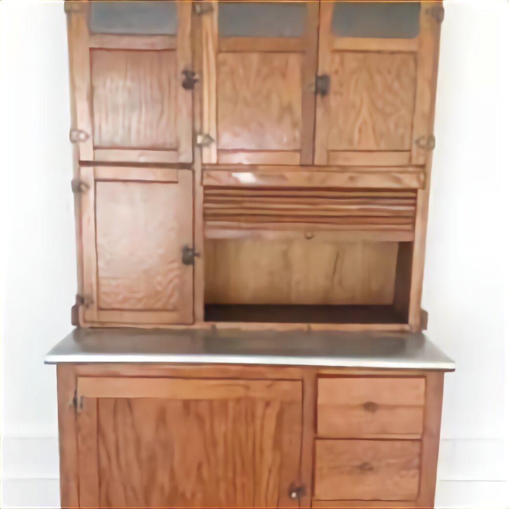 Antique Hoosier Kitchen Cabinet for sale   Only 4 left at -75%