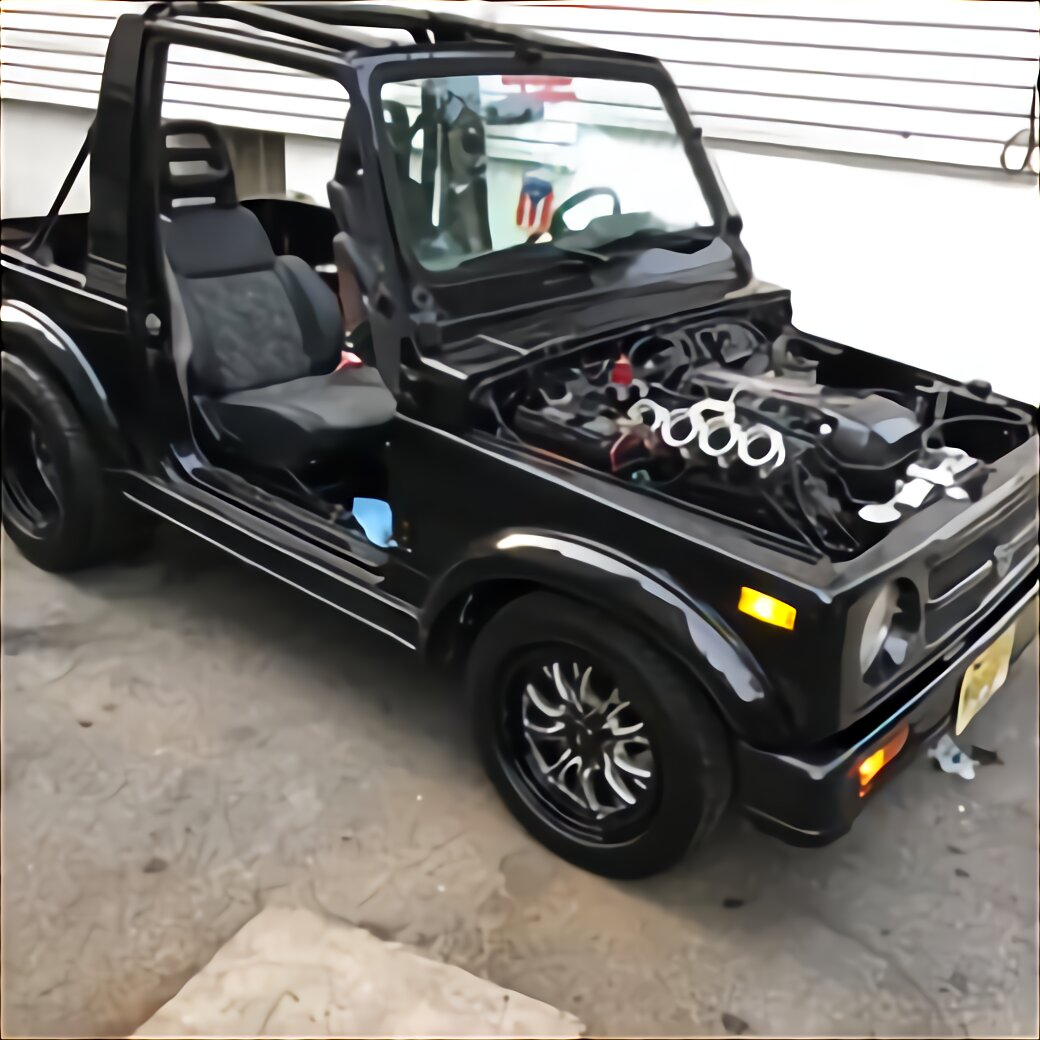Suzuki Samurai Parts for sale | Only 4 left at -70%