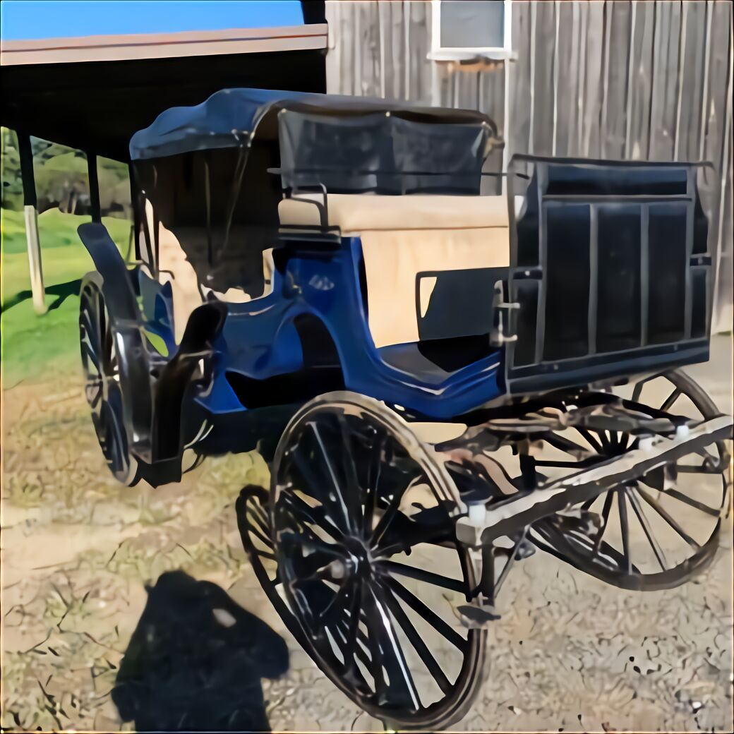Horse Drawn Wagon for sale compared to CraigsList | Only 2 ...