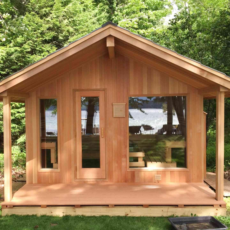 outdoor sauna for sale