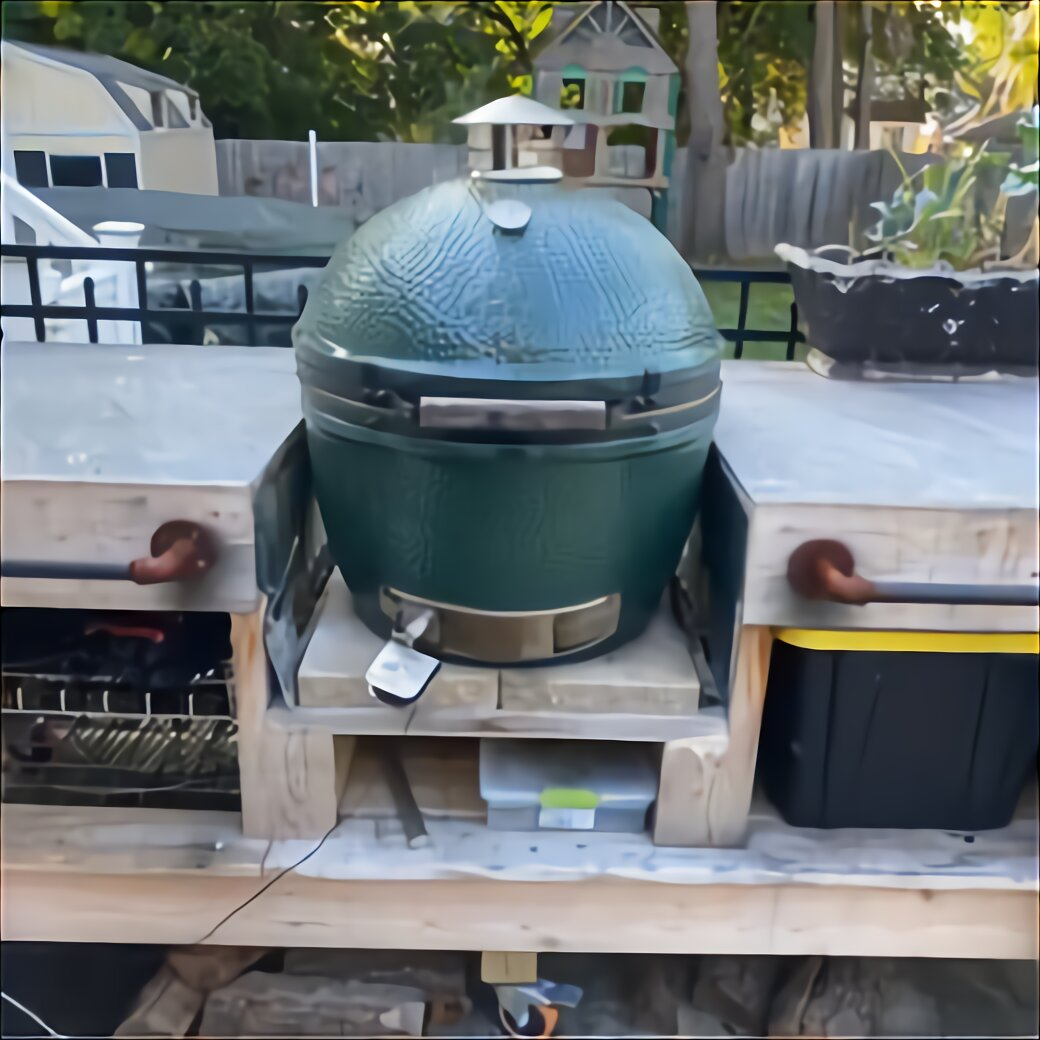 Big Green Egg Grill for sale   Only 2 left at -65%