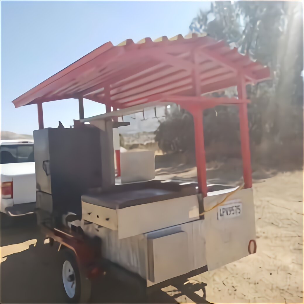 Bbq Concession Trailer for sale compared to CraigsList ...