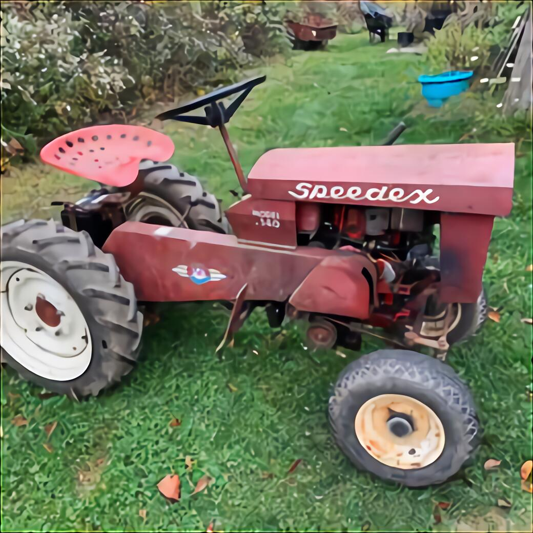 Speedex Tractor for sale compared to CraigsList | Only 4 ...