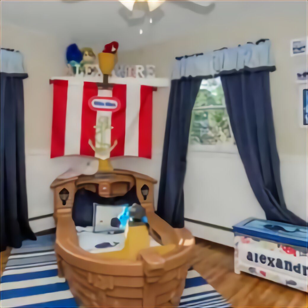 Pirate Ship Bed For Sale Only 3 Left At 75