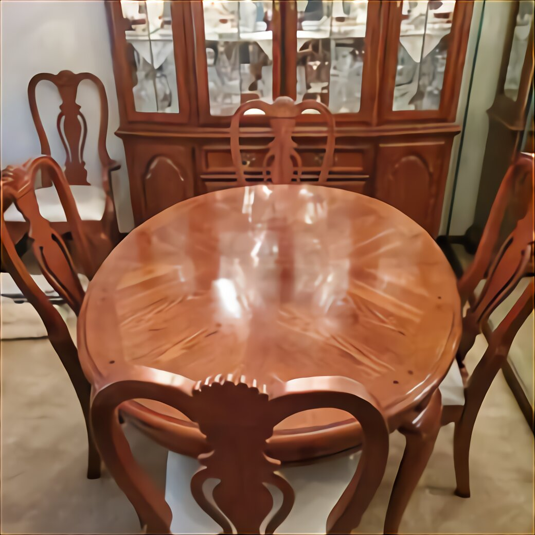 Thomasville Dining For Only 2, Used Thomasville Dining Room Set