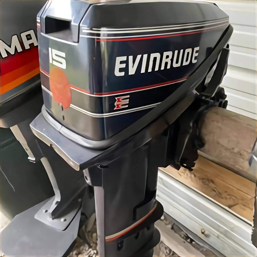 Eska Outboard for sale compared to CraigsList   Only 3 ...