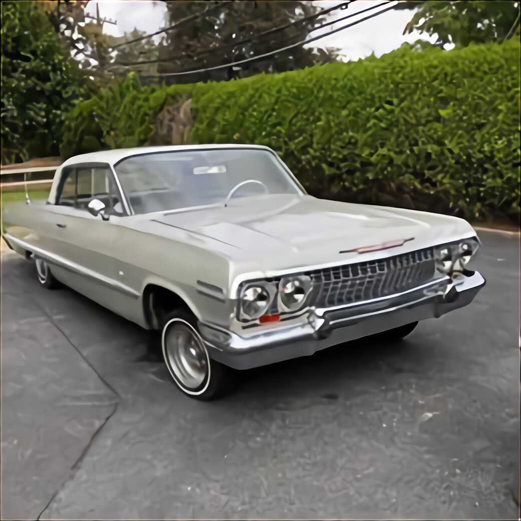 1963 Chevy Nova for sale compared to CraigsList | Only 3 ...
