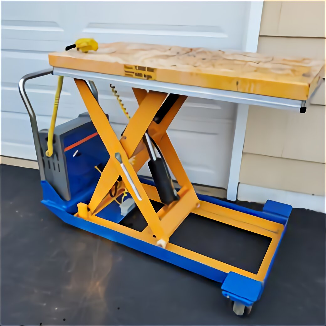 Scissor Lift for sale compared to CraigsList   Only 2 left ...
