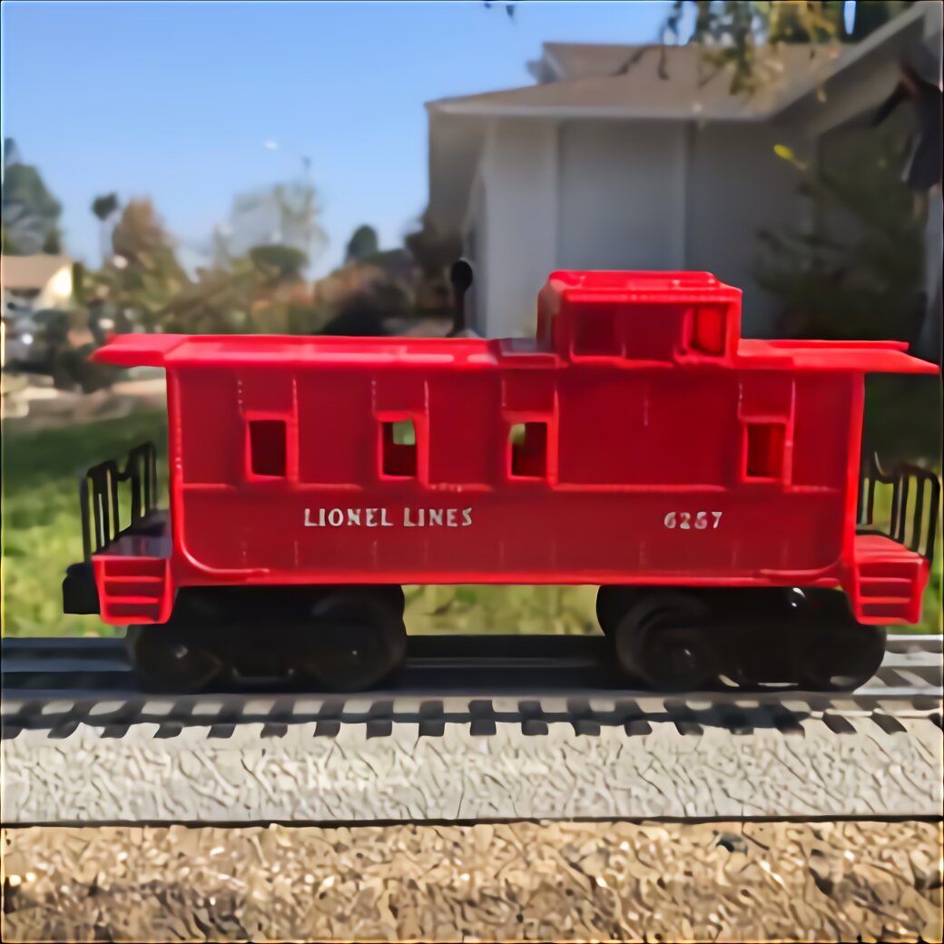 Lionel Lines Caboose for sale   Only 2 left at -70%