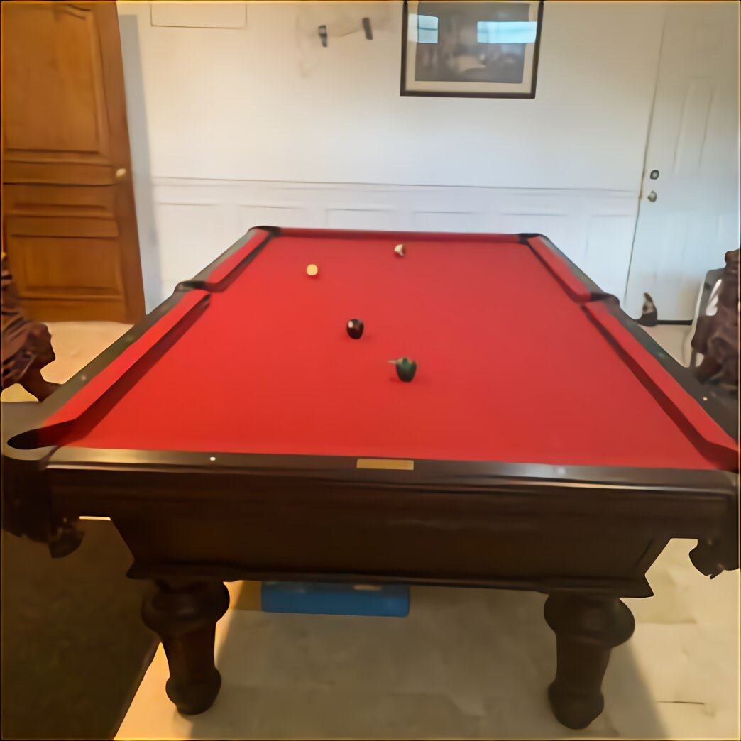 Olhausen Pool Table for sale compared to CraigsList   Only ...