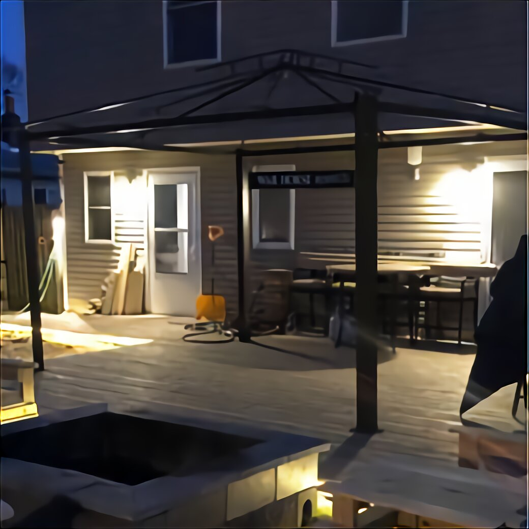 Hot Tub Gazebo for sale compared to CraigsList | Only 2 ...