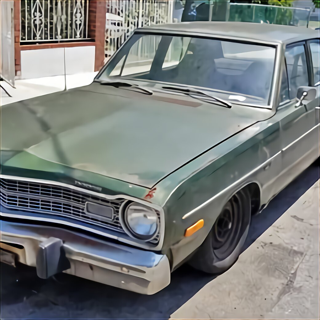 1968 Dodge Dart for sale compared to CraigsList | Only 4 ...