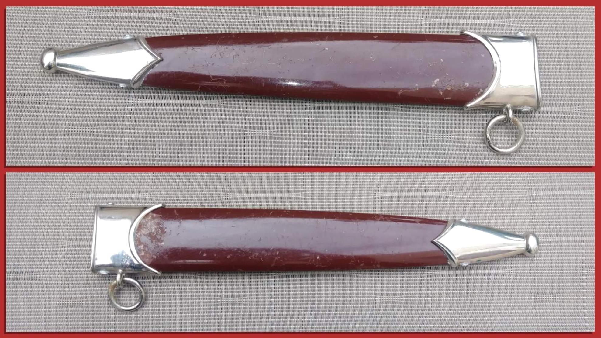 sa dagger scabbard for sale
