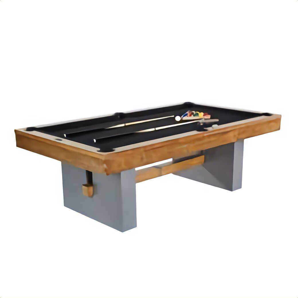 Bumper Pool Table for sale compared to CraigsList   Only 2 ...