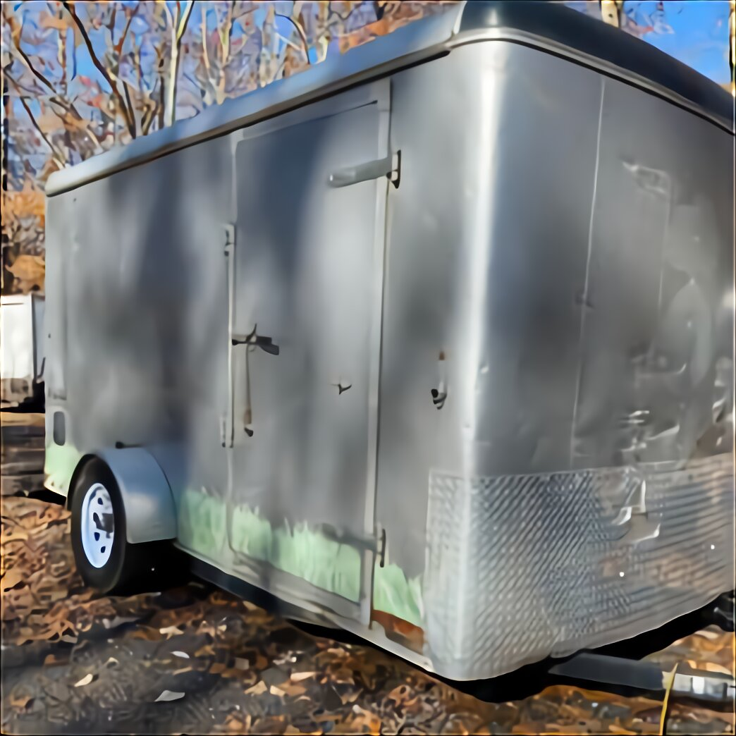 Enclosed Cargo Trailers for sale compared to CraigsList ...