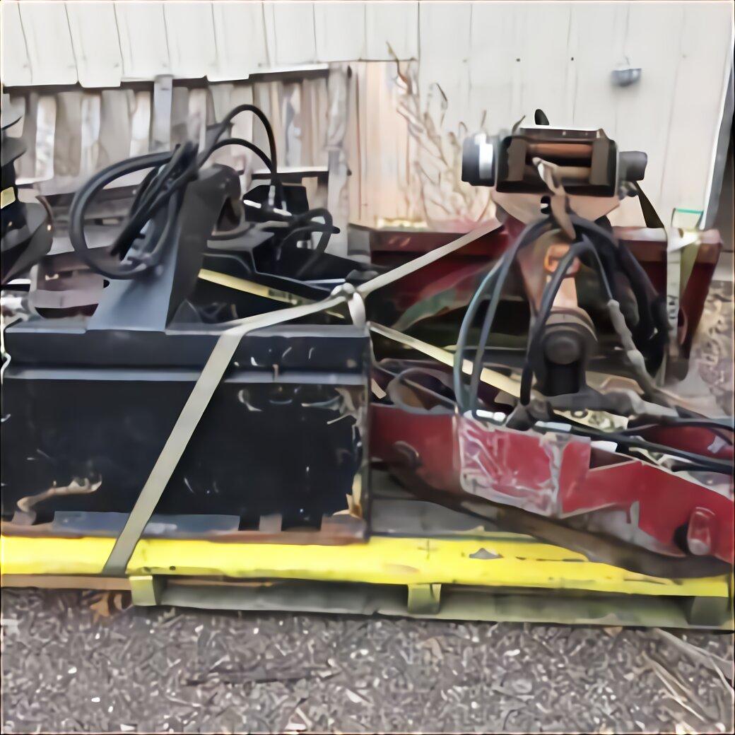 Skid Steer Log Splitter for sale   Only 2 left at -70%