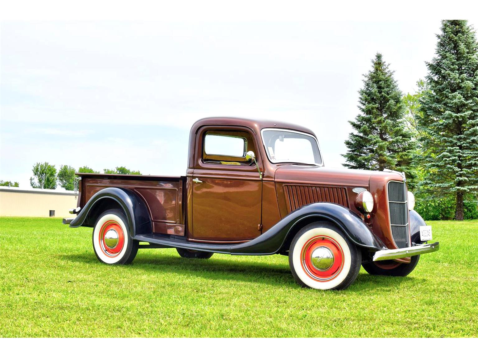 1936 Ford Pickup for sale compared to CraigsList | Only 4 ...