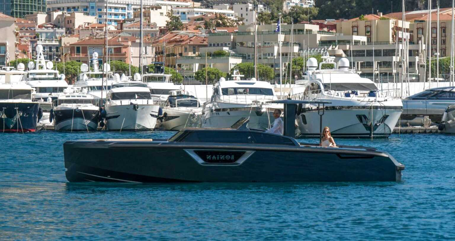 yacht tender for sale