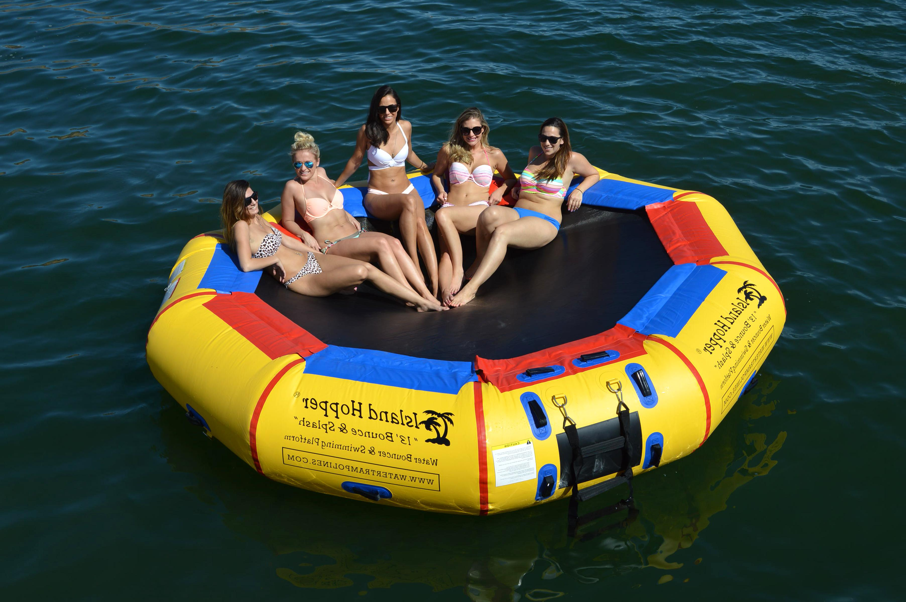 water trampoline 13 for sale