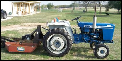 ford 1300 tractor for sale