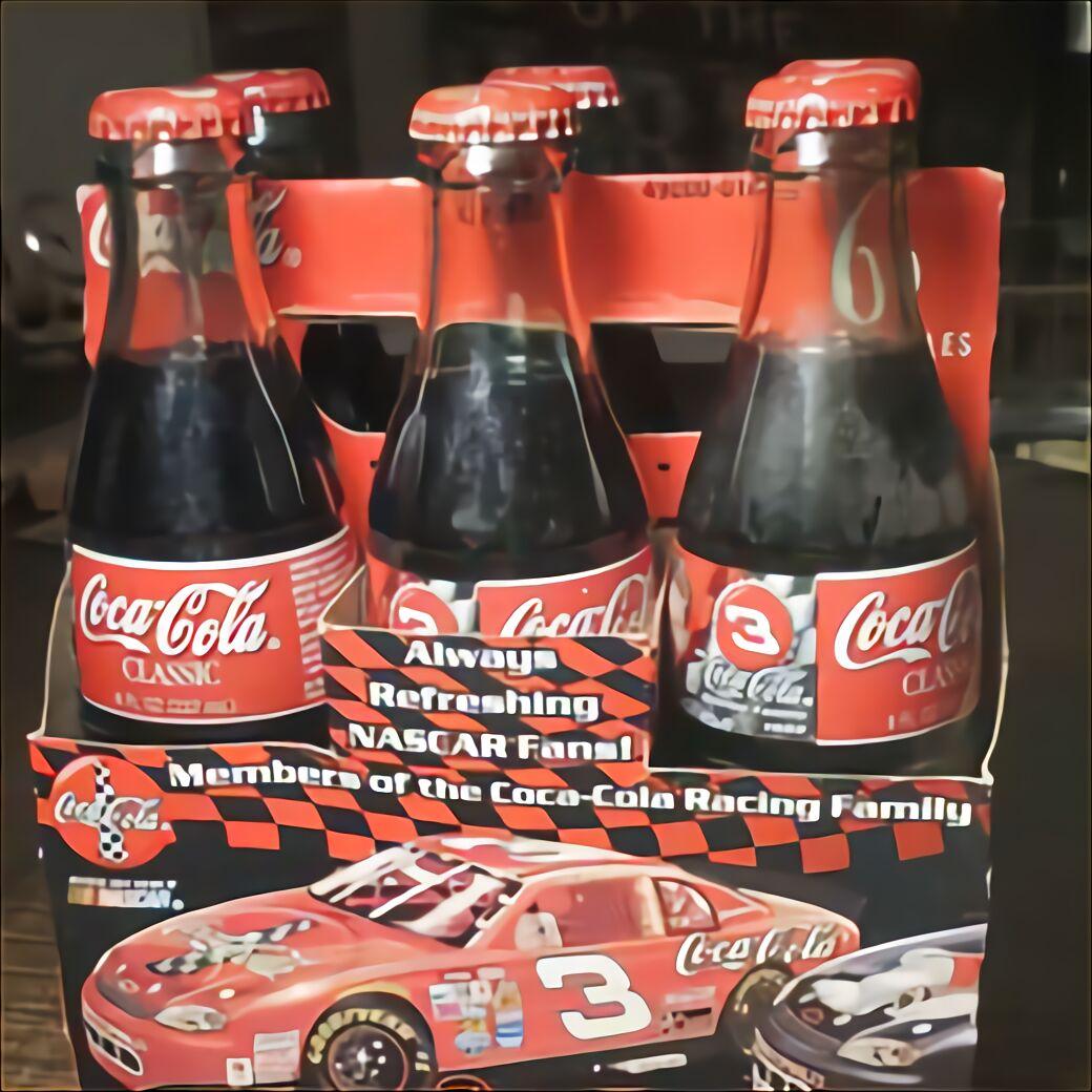 Dale Jr Limited Edition  8 oz Bottle C 1996 Coca Cola Nascar Dale Earnhardt Sr