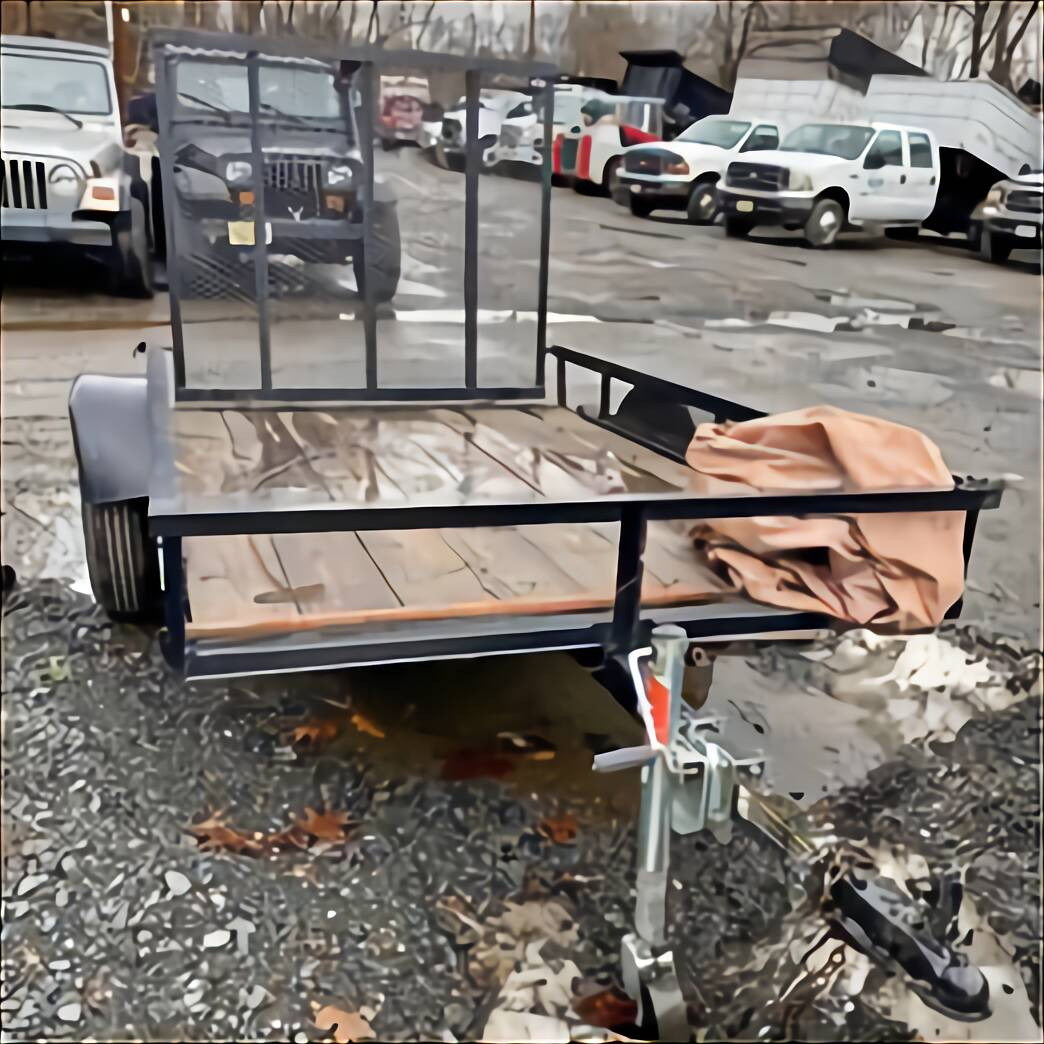 5X8 Trailer for sale compared to CraigsList   Only 2 left ...