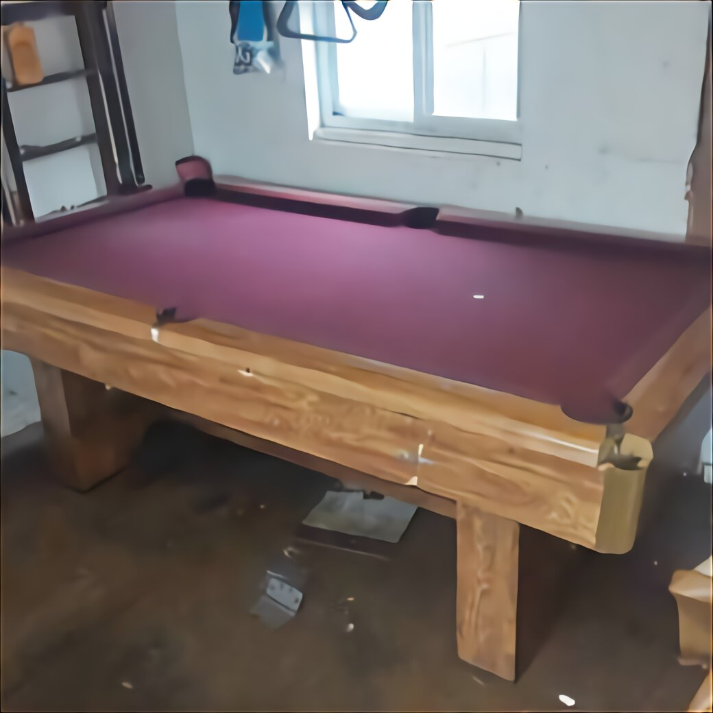 Valley Pool Table for sale compared to CraigsList   Only 4 ...