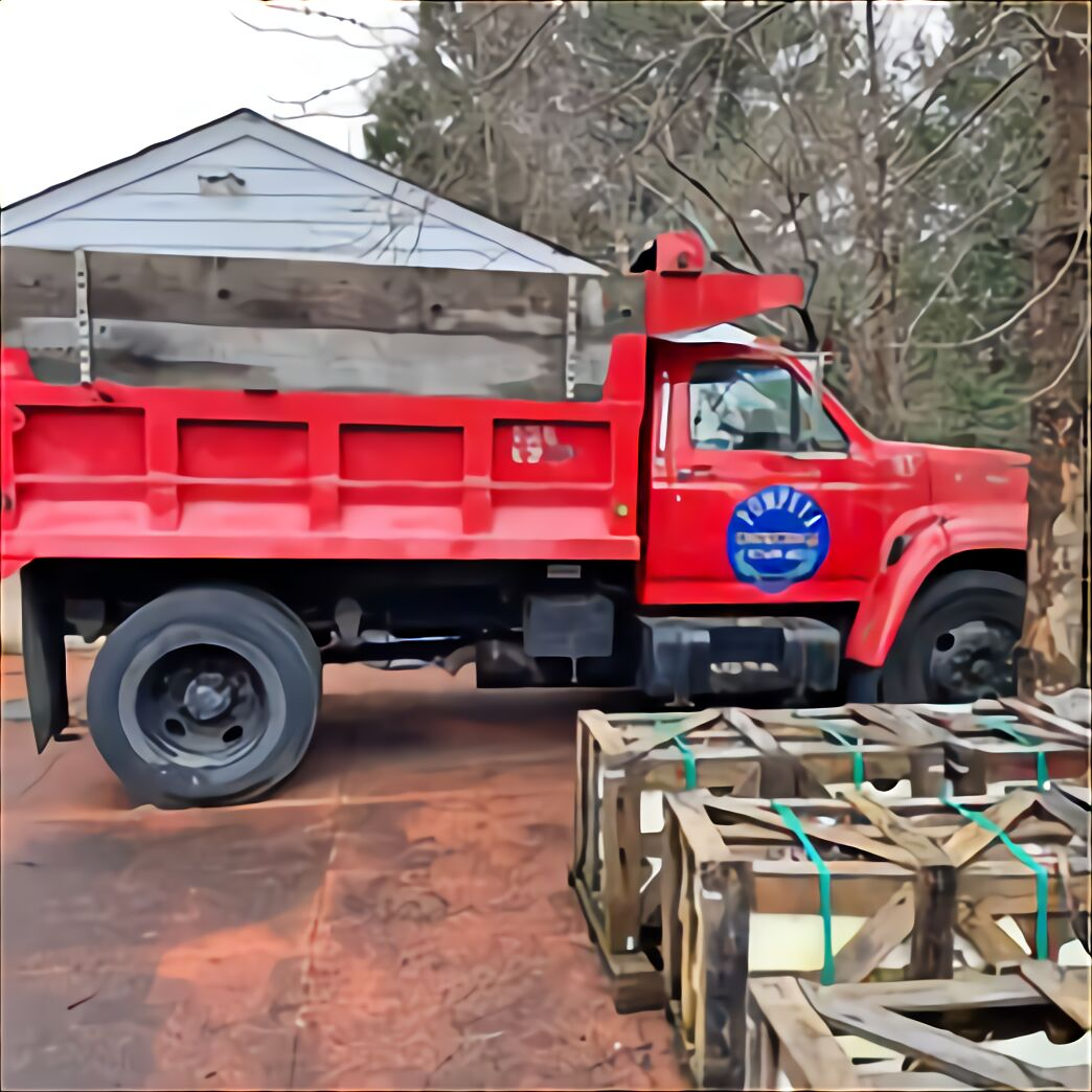 Ford Dump Truck for sale compared to CraigsList | Only 4 ...