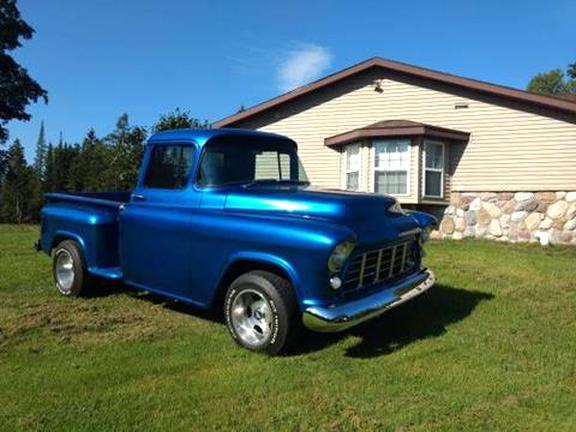 1955 Chevy Truck For Sale >> 1955 Chevy Truck For Sale Only 3 Left At 70