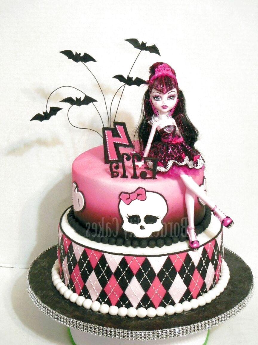 monster high cake for sale