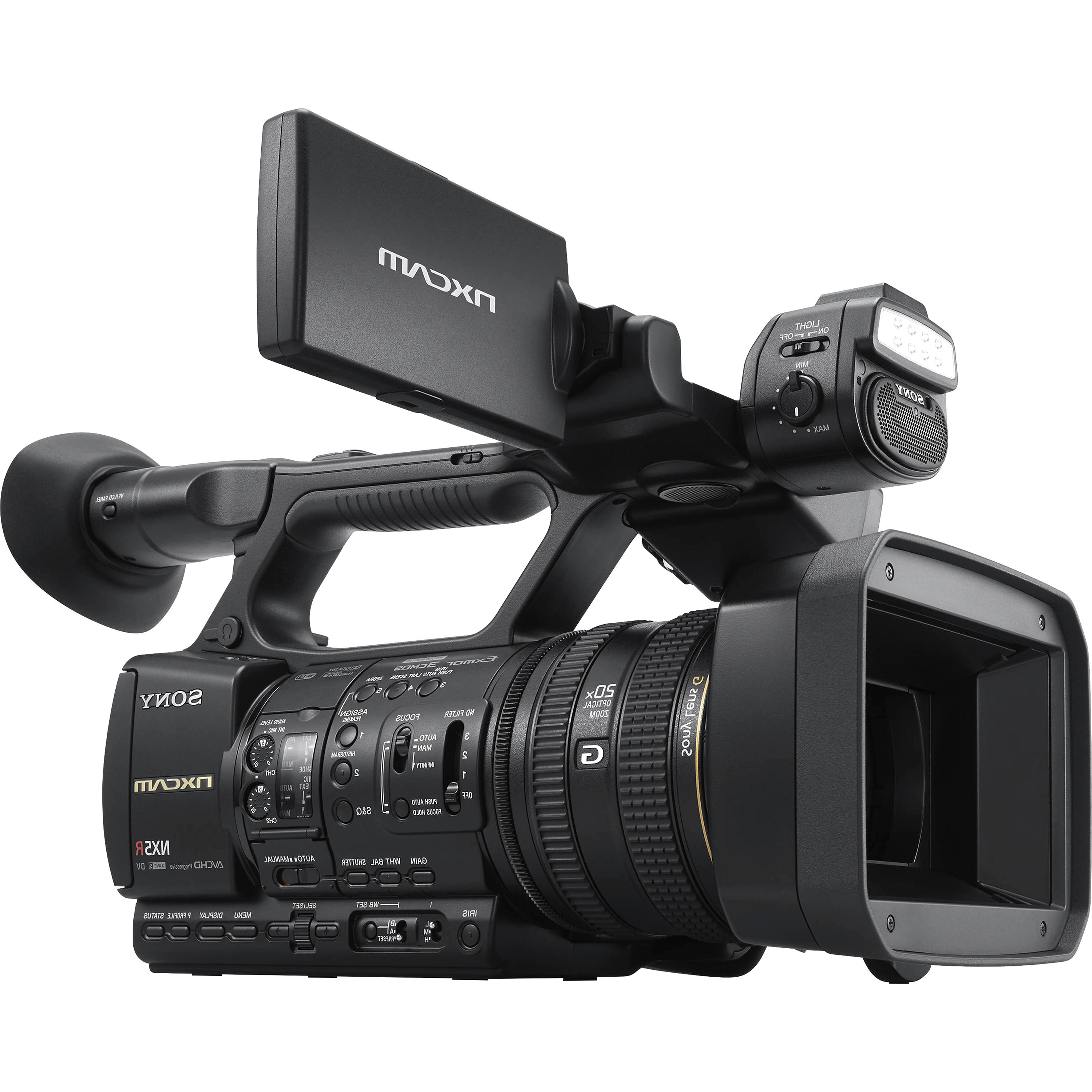 camcorders hxr for sale