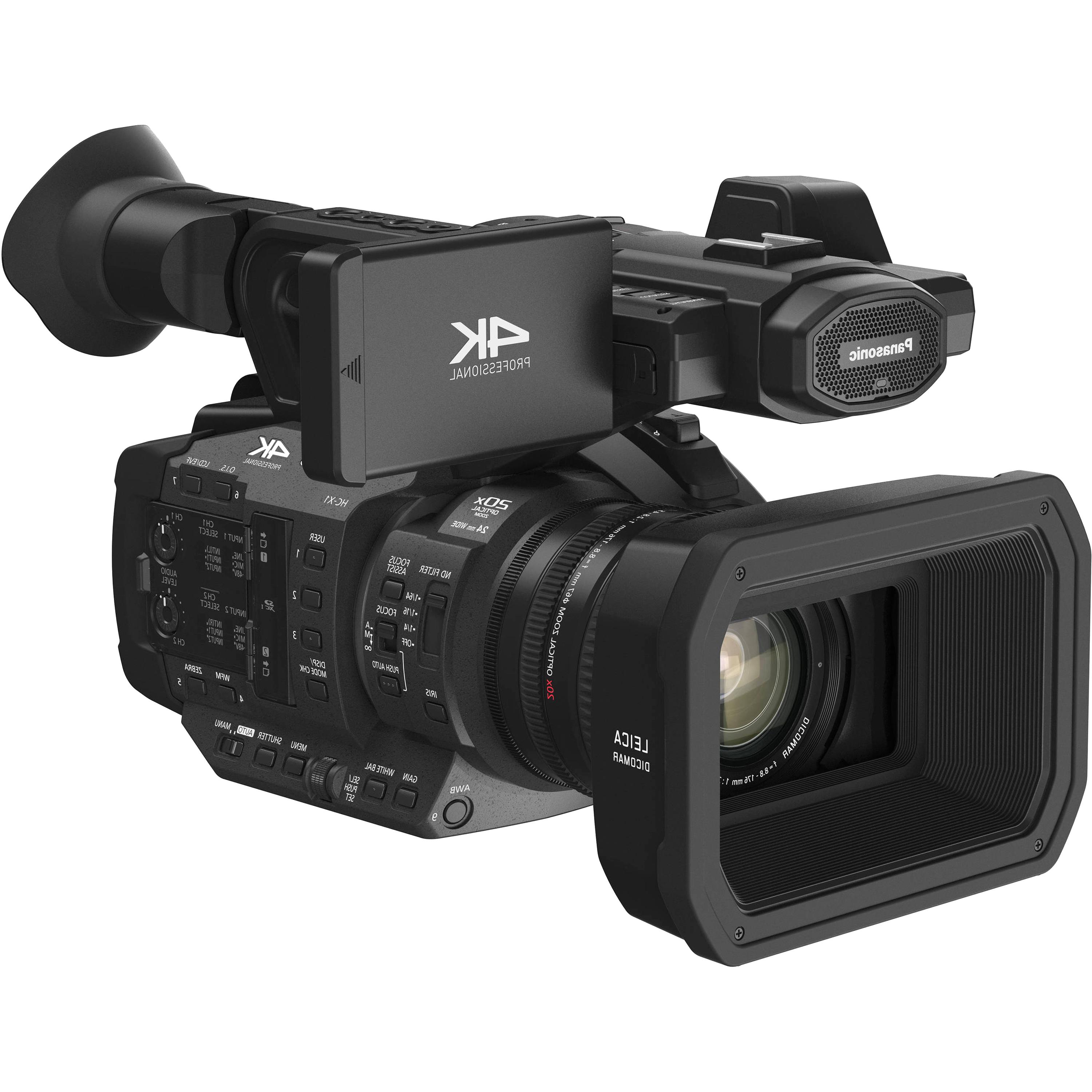 professional camcorder panasonic for sale