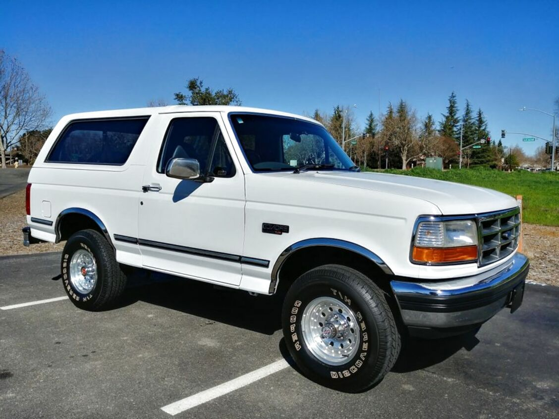 1992 ford bronco for sale